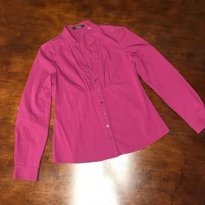 Tahari button down